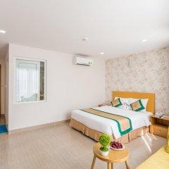 Camila Hotel 3* Номер Делюкс с двуспальной кроватью фото 6