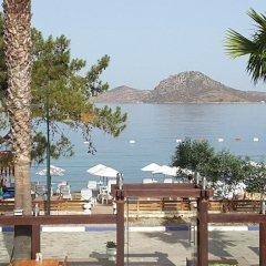 Taskule Hotel пляж