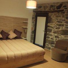 Отель casa do alpendre de montesinho комната для гостей фото 5