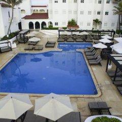 Отель GR Caribe Deluxe By Solaris - Все включено Мексика, Канкун - 8 отзывов об отеле, цены и фото номеров - забронировать отель GR Caribe Deluxe By Solaris - Все включено онлайн бассейн фото 3