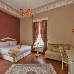 Enderun Hotel Istanbul 4* Номер Делюкс с различными типами кроватей фото 2