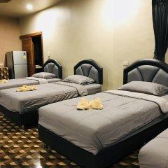 Отель Benwadee Resort 2* Кровать в общем номере с двухъярусной кроватью фото 3