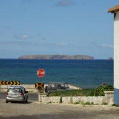 Отель Santa Maria do Mar Guest House пляж