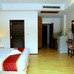 Отель Chaweng Park Place 2* Улучшенный номер с различными типами кроватей фото 6