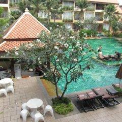 Отель Villa Thongbura 3* Люкс с различными типами кроватей фото 10
