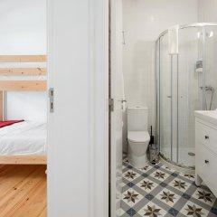 Апартаменты Lisbon Serviced Apartments - Castelo S. Jorge ванная