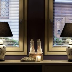 Отель Ca Maria Adele 4* Улучшенный номер с различными типами кроватей фото 8