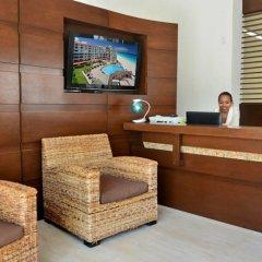 Отель BSEA Cancun Plaza Hotel Мексика, Канкун - отзывы, цены и фото номеров - забронировать отель BSEA Cancun Plaza Hotel онлайн интерьер отеля