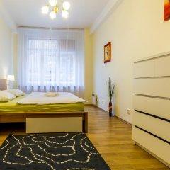Апартаменты Ostrovni 7 Apartments Прага комната для гостей фото 5