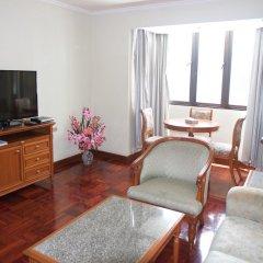 Отель Omni Tower Syncate Suites 4* Апартаменты