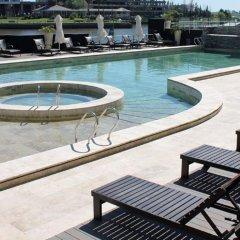 Отель Aparts Nordelta Тигре бассейн фото 2