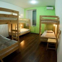 Mayak Hostel Кровать в общем номере с двухъярусной кроватью фото 5