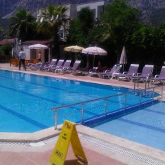 More Hotel - All Inclusive бассейн фото 2