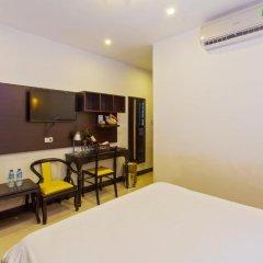 Отель Riverside Impression Homestay Villa 3* Номер Делюкс с различными типами кроватей фото 6