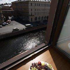 Апартаменты Гостевые комнаты и апартаменты Грифон Номер Делюкс с различными типами кроватей фото 16