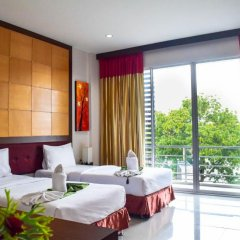 Отель NK Hometel Таиланд, Краби - отзывы, цены и фото номеров - забронировать отель NK Hometel онлайн комната для гостей фото 3