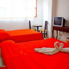 Hotel Corona Zihua 3* Стандартный номер фото 8