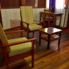 Отель Edena Kely 3* Бунгало с различными типами кроватей фото 20