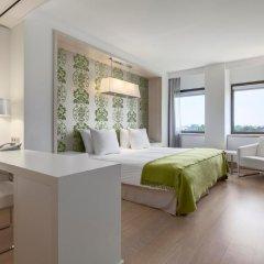 Отель NH Amsterdam Zuid 4* Стандартный номер с различными типами кроватей фото 2