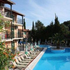 Philippos Hotel бассейн фото 3
