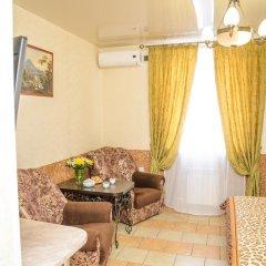 Гостиница Tolstogo City Стандартный номер с различными типами кроватей фото 8