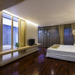 Отель The Lapa Hua Hin 4* Люкс с различными типами кроватей фото 2