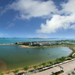 Отель Condotel Ha Long пляж