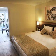 Yasmin Bodrum Resort 5* Стандартный семейный номер с двуспальной кроватью фото 4