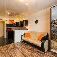 Апартаменты на Егорова Студия с различными типами кроватей фото 16