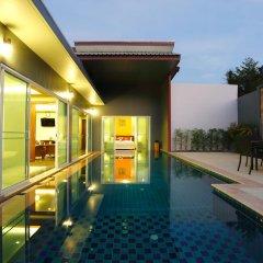 Отель Sudee Villa 4* Вилла разные типы кроватей фото 11