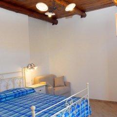Отель Agriturismo Orrido di Pino 3* Номер Делюкс фото 8