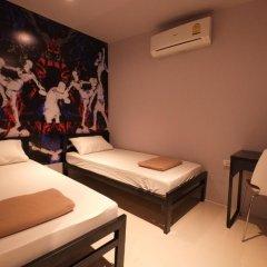 Everyday Bangkok Hostel Стандартный номер фото 3