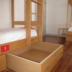 Inn Possible Lisbon Hostel Кровать в общем номере с двухъярусной кроватью фото 15