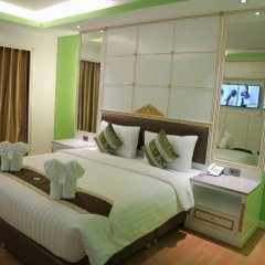 Отель Achada Beach Pattaya 3* Номер Делюкс с различными типами кроватей