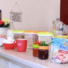 Гостиница Жилое помещение Влюбиться питание