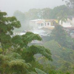 Отель La Escalinata Гондурас, Копан-Руинас - отзывы, цены и фото номеров - забронировать отель La Escalinata онлайн приотельная территория