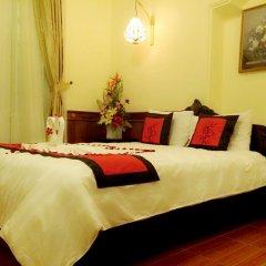 Hue Home Hotel 3* Номер Делюкс с различными типами кроватей фото 9