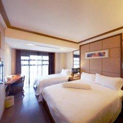 Sun Flower Hotel and Residence 4* Люкс с 2 отдельными кроватями фото 2