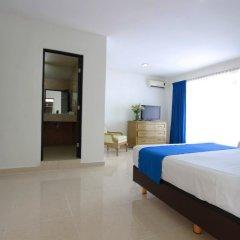 Hotel Embajadores 2* Стандартный номер с 2 отдельными кроватями фото 3