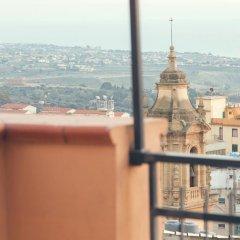 Отель Lerux Bed & Breakfast Агридженто балкон