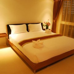 Отель I Am Residence 3* Студия Делюкс с двуспальной кроватью фото 9