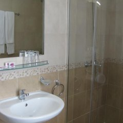 Отель Elina Hotel Болгария, Пампорово - отзывы, цены и фото номеров - забронировать отель Elina Hotel онлайн ванная