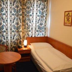 Hotel Mercedes Hamburg 3* Стандартный номер с различными типами кроватей фото 4