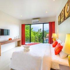 Отель Baan Phu Chalong 3* Стандартный номер разные типы кроватей