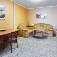 Мини-отель Малахит 2000 2* Люкс с разными типами кроватей фото 5