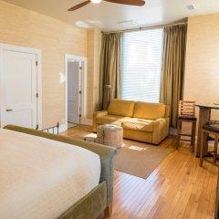 Отель Harbor House Inn 3* Студия Делюкс с различными типами кроватей фото 19