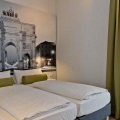 Отель Super 8 Munich City West 3* Стандартный номер с различными типами кроватей фото 6
