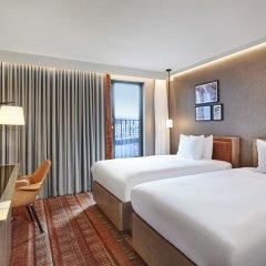 Отель Hilton London Tower Bridge 4* Номер Делюкс с 2 отдельными кроватями фото 11