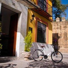 Отель Hostal La Muralla спортивное сооружение