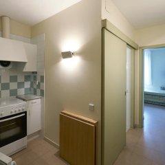 Отель Apartamentos Montserrat Abat Marcet Монистроль-де-Монтсеррат удобства в номере